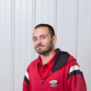 Jake Antinozzi, Rochester Area Technician