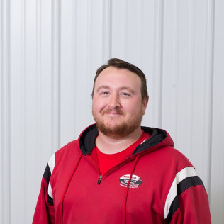 Keith Hill, Albert Lea Area Technician