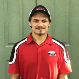 Dustin Klapperick, Rochester Area Technician